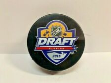2015 Nhl Draft Official Licensed Puck