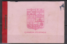 Canada 1900 Booklet Sg ?