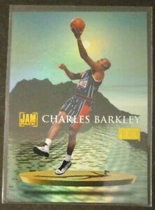 CHARLES  BARKLEY  1997-98  SKYBOX  PREMIUM  JAM  PACK  REFRACTOR  LIKE