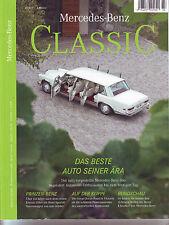 Mercedes Benz Classic 3/13 600 W100 kurz & lang/Pullmann (1963-1981)/LK 3500