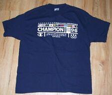 USA Olympics 1996 Champion Brand T-Shirt men's size-XL World Class Performance