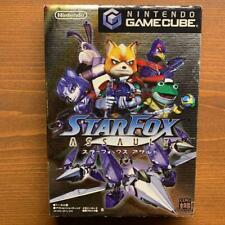 USED STARFOX ASSAULT Nintendo GameCube GCN Japan