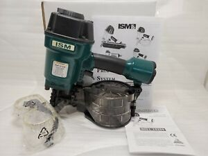 """Brand New ISM Pneumatic Pro Power Coil Nailer   1- 3/4"""" TO 2-3/4"""""""