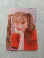 16 Hayoung Type-A Photo Card K-POP fromis/_9 Single 1st Album FUN FACTORY FUN