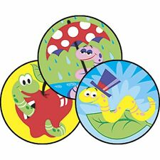 Wiggly Worms/Dirt Stinky Stickers® – Large Round Trend Enterprises Inc. T-83426