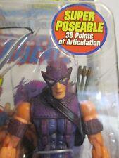 Marvel Legends Classic HAWKEYE -- MIP !!!  Wave VII Toy Biz ! Avengers