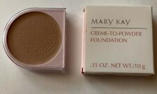 Mary Kay CREME-TO-POWDER Foundation Pink Beige 1.0 Discontinued *FREE SHIPPING*