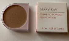 Mary Kay CREME-TO-POWDER Foundation Pink Beige 1.0 Discontinued