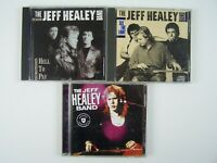 The Jeff Healey Band 3xCD Lot #1