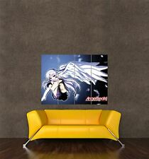 Poster anime manga print personnage KANADE Tachibana Angel Beats Japon seb185