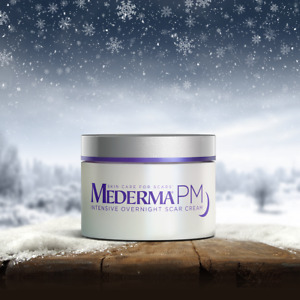 Mederma PM Intensive Overnight Scar Cream Reduces Old & New Scars 30 gm exp.2023