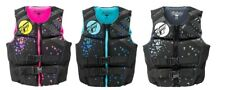 Fly Racing Womens Neoprene Life Jacket Vest PFD All Colors XS-XL