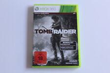 XBox 360 Spiel Tomb Raider
