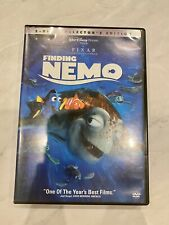 Finding Nemo (Dvd, 2003, 2-Disc Set) Collector's Edition Disney Pixar Movie