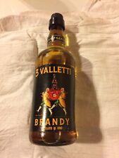 Bottiglia Da Collezione Brandy 3 Valletti Sarti