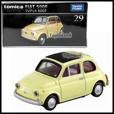 TOMICA PREMIUM 29 FLAT 500F 1/54 TOMY DIECAST CAR NEW 2018