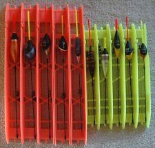 Lot 10 lignes montées différentes 7M pêche au coup flotteur Filstar/Top Float 10