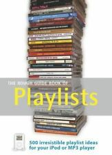 The Rough Guides Book of Playlists (Rough Guide Reference) ( Mark Ellingham ) Us