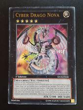 CYBER DRAGO NOVA SDCR-IT038  ITA YUGIOH - YUGI - YGO [MF]