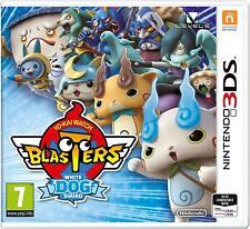 Yo-kai Watch Blasters White Dog Squad Nintendo 3ds Game