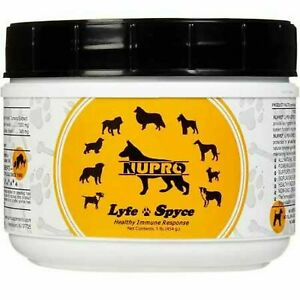 Nupro Lyfe Spyce Healthy Immune Response (1 lb)