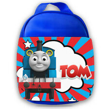 Personalised Thomas Tank Engine Kids Lunch Bag Any Name Childrens Boys School 11
