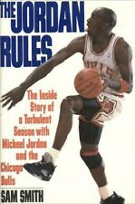 The Jordan Rules: The Inside Story of a Turbulent Season with..(Hardcover, 1992)