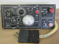 Fanuc Operator Panel 1564-05-206-2 Removed From Hitachi Seiki Cnc Lathe Machine