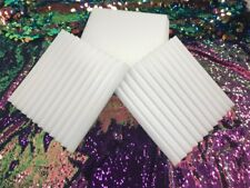 """Wedge foam acoustic - White Studios Sound Absorption Wall  1""""X 12""""X 12"""" 12 Pack"""