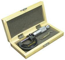 Mikrometer 0-25 mm Messschraube Messwerkzeug Werkzeug