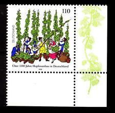 1999 ** luppolo coltivazioni in Germania-eckrand in basso a destra