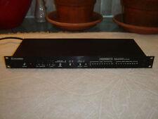 Rocktron 320, Dual Channel Compressor/Leveler, Vintage Rack