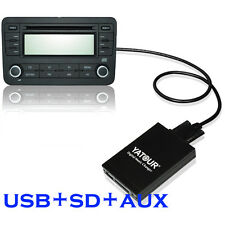 Yatour USB SD AUX Music Mp3 CD Changer for 2004+ Honda Accord FIT CR-V ACURA RDX