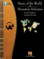 Music of the World for Mountain Dulcimer Sheet Music Dulcimer Book and 000703957