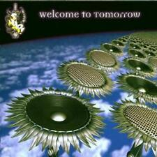 Welcome To Tomorrow - Snap (cd)