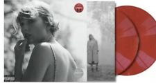 NEW TAYLOR SWIFT - Folklore- Limited Edition Red 2x Vinyl LP IN HAND FREE SHIP