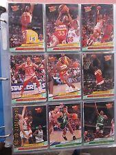 1993-94 Fleer Ultra Basketball Complete Set (1-400) (NrMnt)