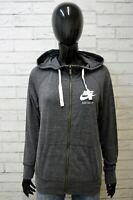 Felpa Donna NIKE Sport L Maglione Pullover Woman Cardigan Sweatshirt Women