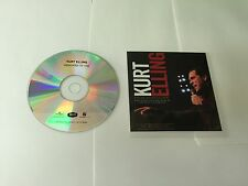 Kurt Elling ‎– Dedicated To You Label: Concord – RARE 12 TRK PROMO CD