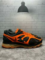 Nike Air Max Trainer Size 11.5 Orange Black Running Shoes