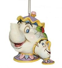 Disney Tradition Mrs Potts & Chip (hanging Ornament)