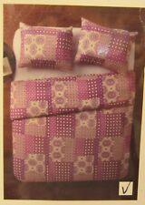3-piece Quilt Set, Full/Queen, Purple, NADIA PINSONIC ** SALE **