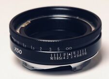 Leica M 50mm foucsing helicoid