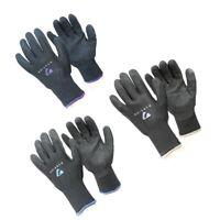 New Shires Aubrion Fleece Lined Ladies Warm Winter Yard Gloves Non Slip Coating