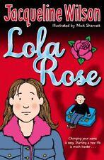 BOOK-Lola Rose,Jacqueline Wilson, Nick Sharratt- 9780552556132
