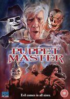 Neuf Puppet Master DVD