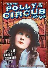 Polly of the Circus (Silent), New DVDs