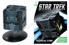 Star Trek - Borg Tactical Cube Ship & Magazine #58 Eaglemoss - In Stock