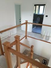 Bespoke Toughened Staircase Glass Any Thickness , Made to measure -