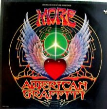 """12"""" LP  'MORE AMERICAN GRAFFITI' Two Record Set MCA Records"""